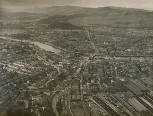 ICT INVERNESS AERIAL